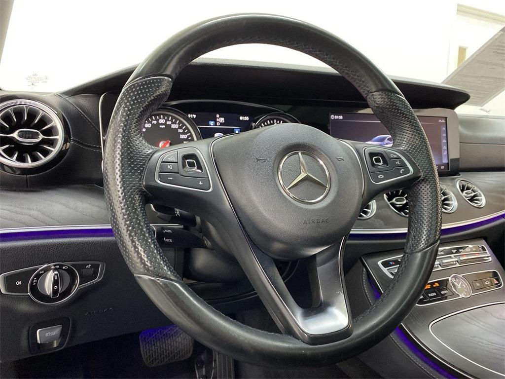 Used 2018 Mercedes-Benz E-Class E 400 for sale $44,888 at Gravity Autos Marietta in Marietta GA 30060 22