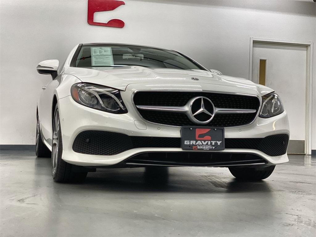 Used 2018 Mercedes-Benz E-Class E 400 for sale $44,888 at Gravity Autos Marietta in Marietta GA 30060 3