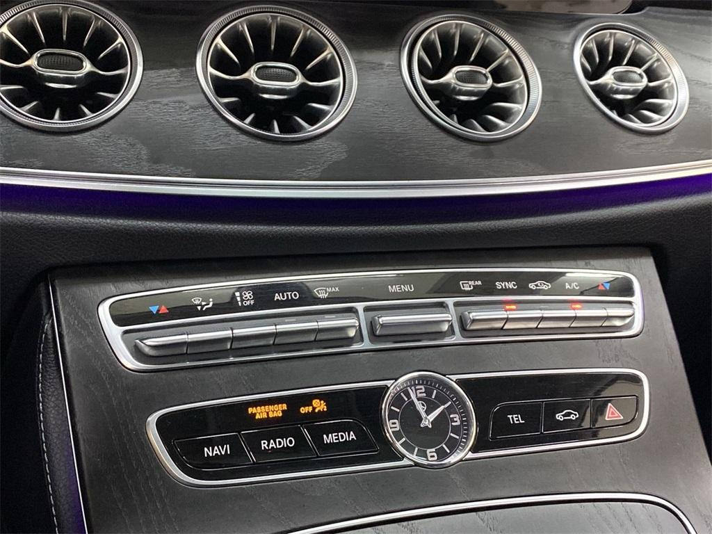 Used 2018 Mercedes-Benz E-Class E 400 for sale $44,888 at Gravity Autos Marietta in Marietta GA 30060 34