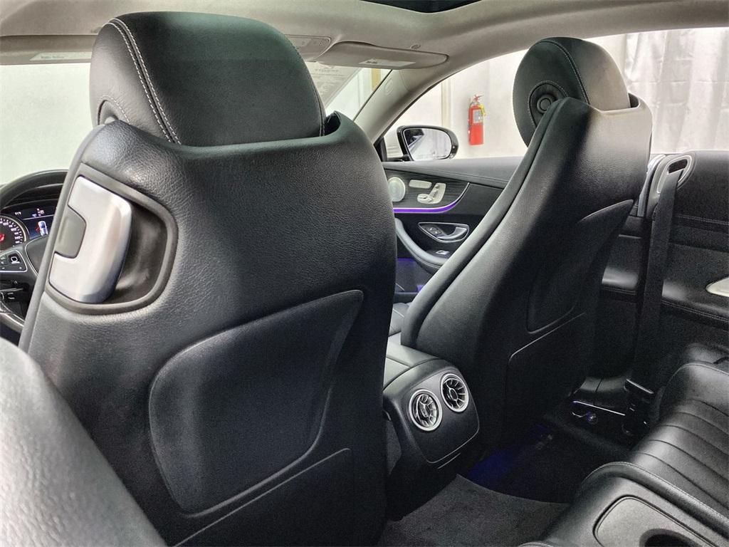 Used 2018 Mercedes-Benz E-Class E 400 for sale $44,888 at Gravity Autos Marietta in Marietta GA 30060 42