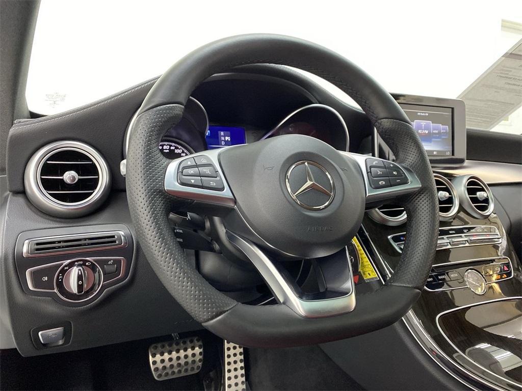 Used 2017 Mercedes-Benz C-Class C 300 for sale $31,998 at Gravity Autos Marietta in Marietta GA 30060 19