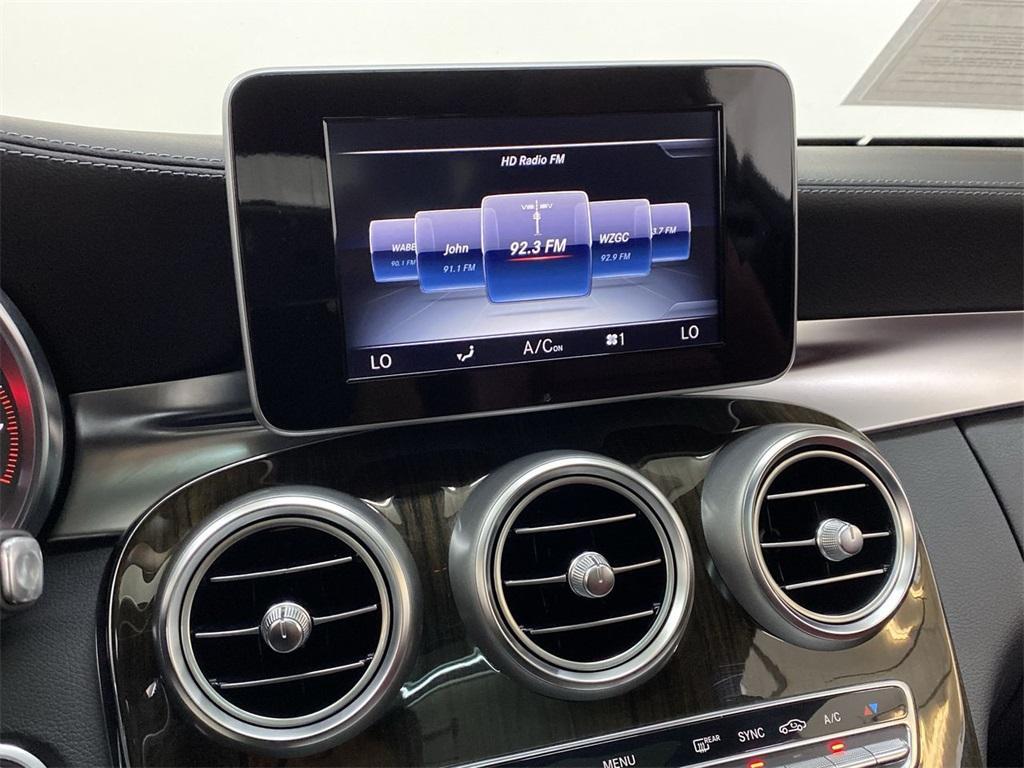 Used 2017 Mercedes-Benz C-Class C 300 for sale $31,998 at Gravity Autos Marietta in Marietta GA 30060 26