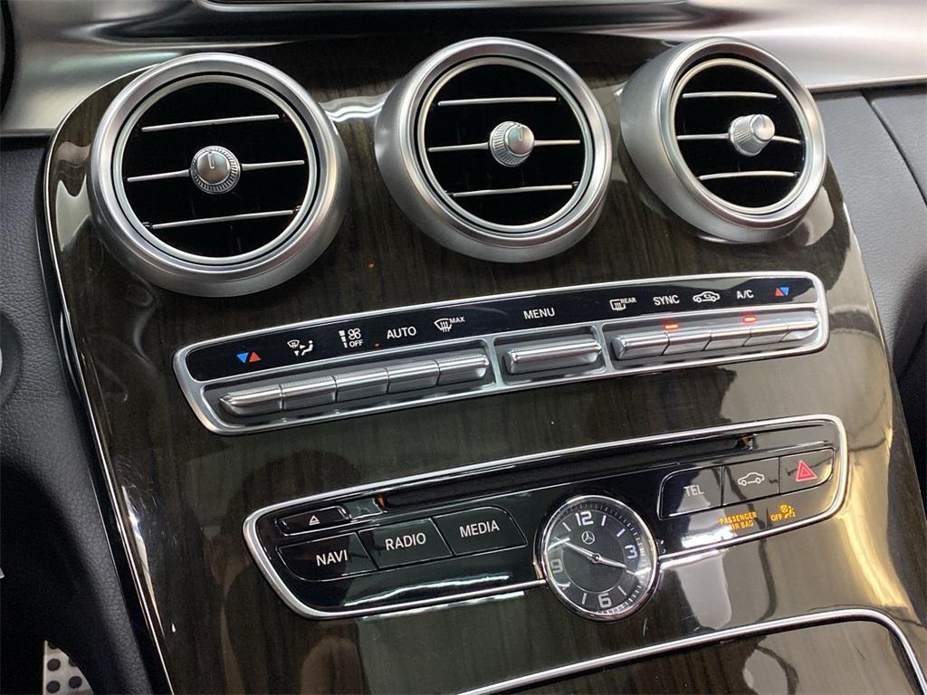 Used 2017 Mercedes-Benz C-Class C 300 for sale $31,998 at Gravity Autos Marietta in Marietta GA 30060 27