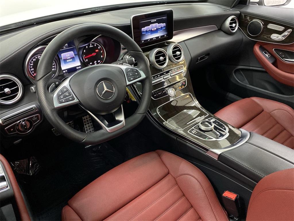 Used 2017 Mercedes-Benz C-Class C 300 for sale $31,998 at Gravity Autos Marietta in Marietta GA 30060 33