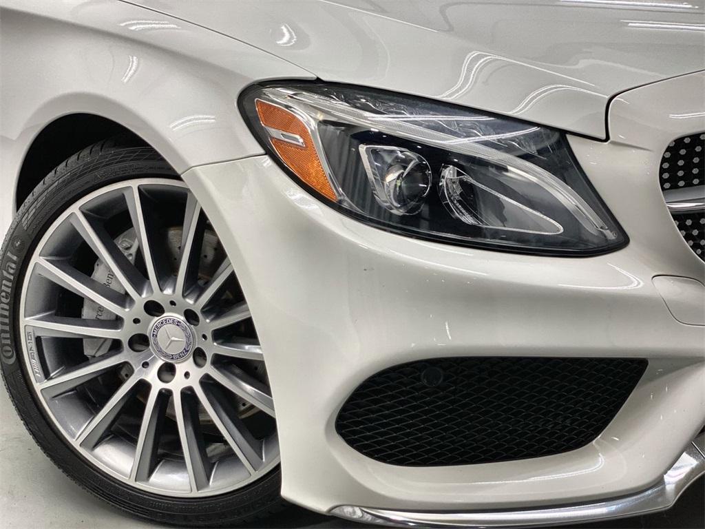 Used 2017 Mercedes-Benz C-Class C 300 for sale $31,998 at Gravity Autos Marietta in Marietta GA 30060 8
