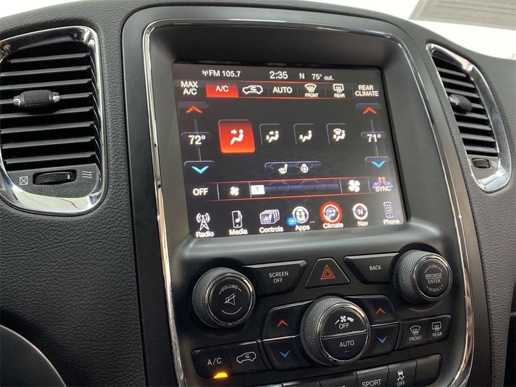 Used 2017 Dodge Durango GT for sale $29,998 at Gravity Autos Marietta in Marietta GA 30060 32