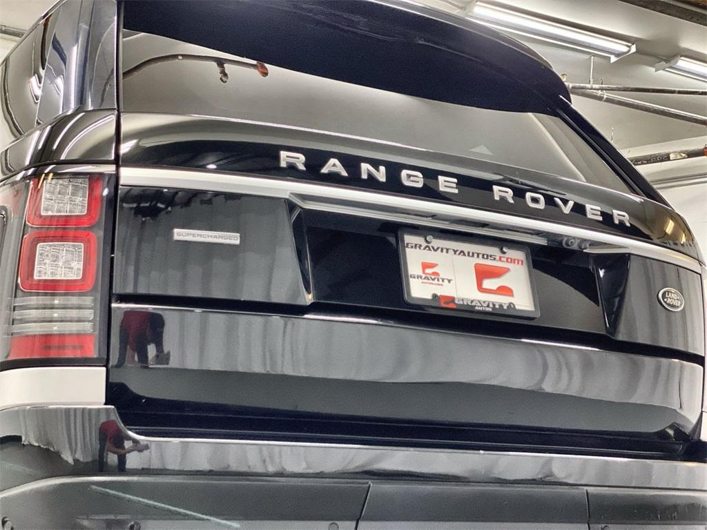 Used 2016 Land Rover Range Rover 5.0L V8 Supercharged for sale $53,444 at Gravity Autos Marietta in Marietta GA 30060 14
