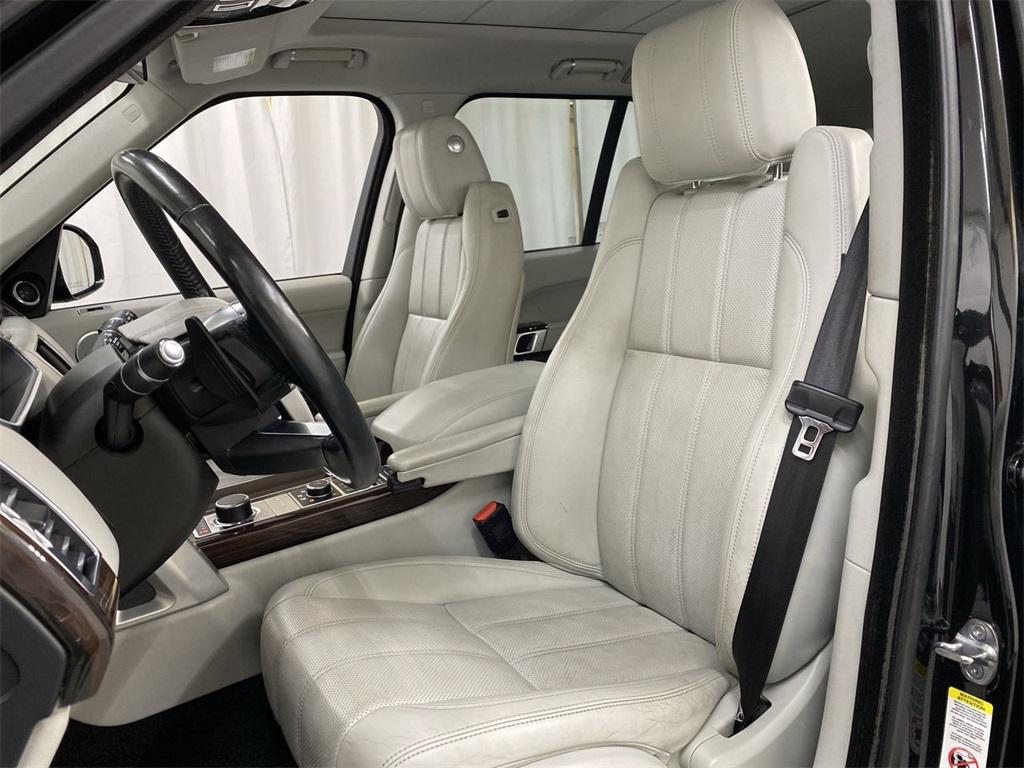 Used 2016 Land Rover Range Rover 5.0L V8 Supercharged for sale $53,444 at Gravity Autos Marietta in Marietta GA 30060 19