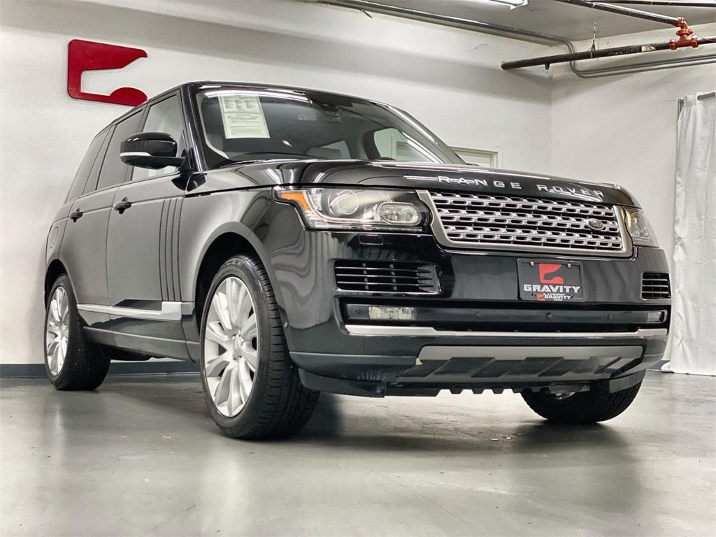 Used 2016 Land Rover Range Rover 5.0L V8 Supercharged for sale $53,444 at Gravity Autos Marietta in Marietta GA 30060 2