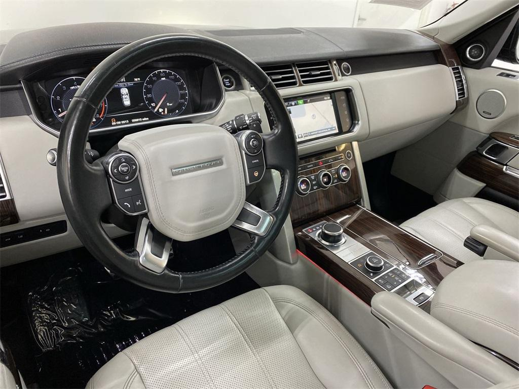 Used 2016 Land Rover Range Rover 5.0L V8 Supercharged for sale $53,444 at Gravity Autos Marietta in Marietta GA 30060 45