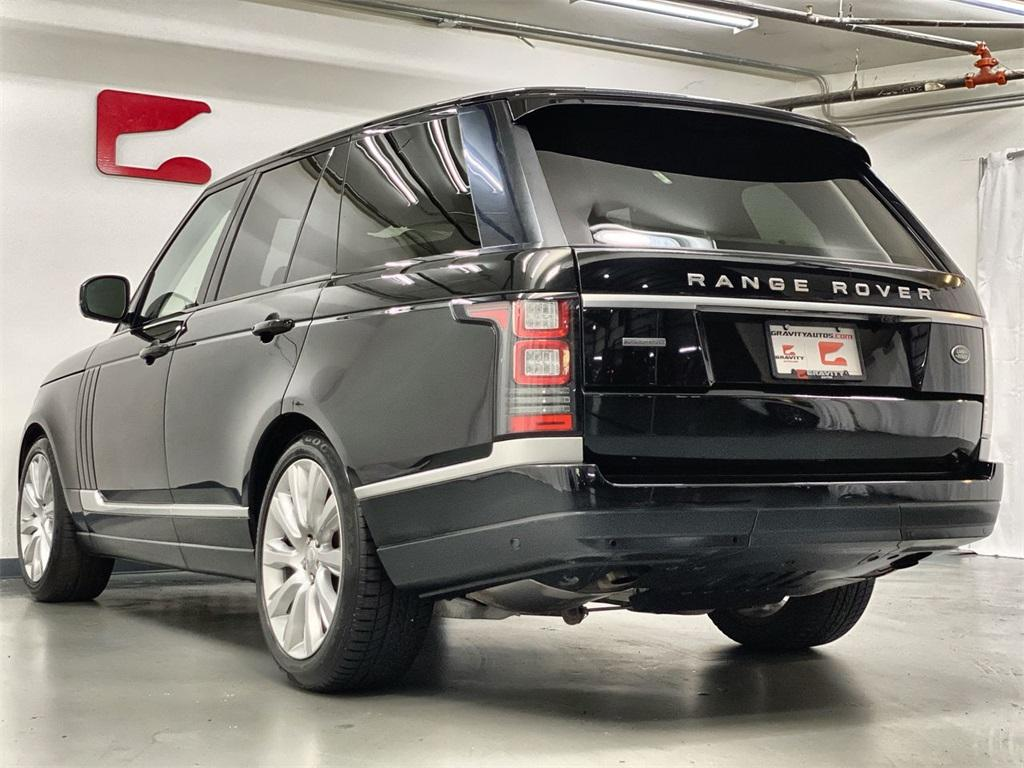 Used 2016 Land Rover Range Rover 5.0L V8 Supercharged for sale $53,444 at Gravity Autos Marietta in Marietta GA 30060 6
