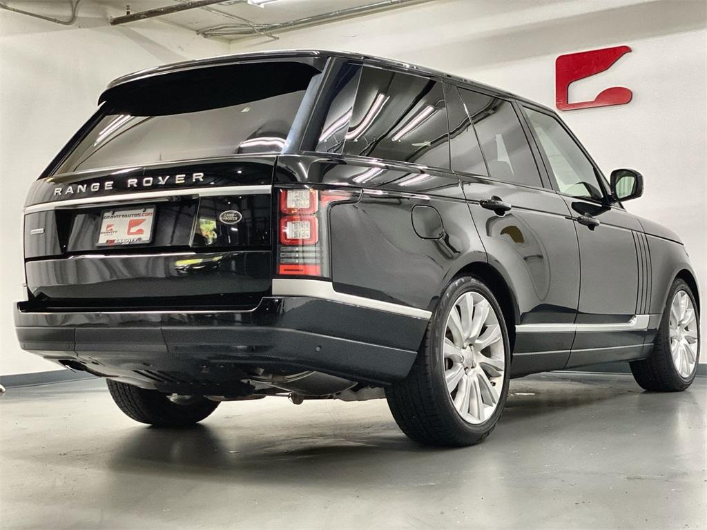 Used 2016 Land Rover Range Rover 5.0L V8 Supercharged for sale $53,444 at Gravity Autos Marietta in Marietta GA 30060 7
