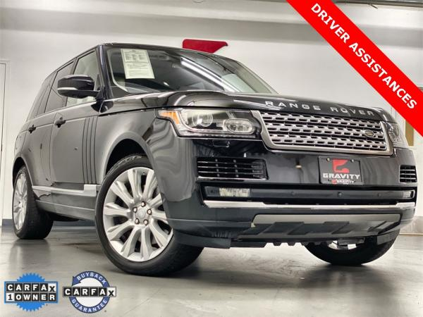 Used 2016 Land Rover Range Rover 5.0L V8 Supercharged for sale $53,444 at Gravity Autos Marietta in Marietta GA