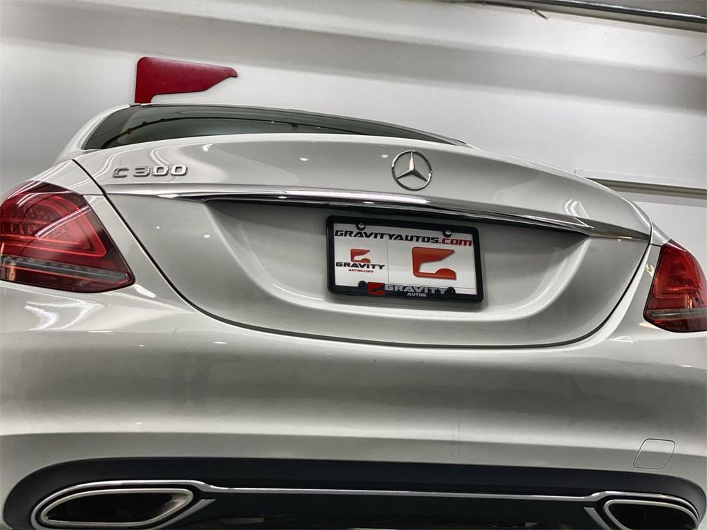 Used 2019 Mercedes-Benz C-Class C 300 for sale Sold at Gravity Autos Marietta in Marietta GA 30060 10