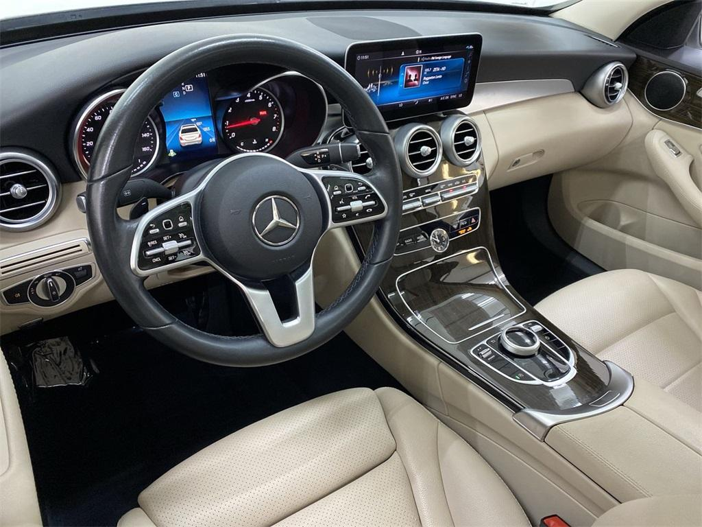 Used 2019 Mercedes-Benz C-Class C 300 for sale Sold at Gravity Autos Marietta in Marietta GA 30060 37