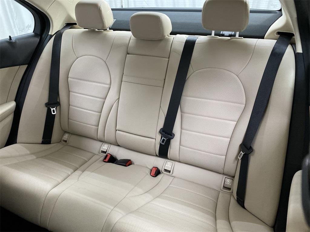 Used 2019 Mercedes-Benz C-Class C 300 for sale Sold at Gravity Autos Marietta in Marietta GA 30060 38