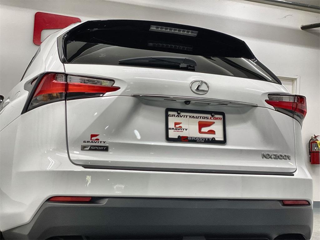 Used 2017 Lexus NX 200t F Sport for sale Sold at Gravity Autos Marietta in Marietta GA 30060 10
