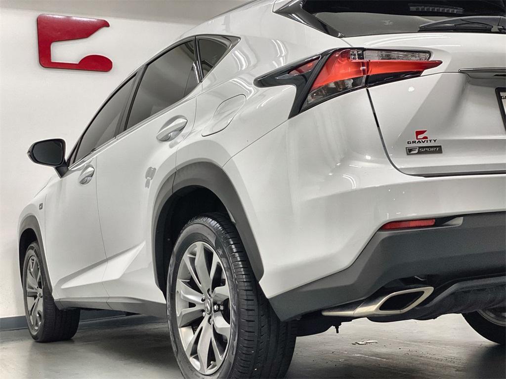 Used 2017 Lexus NX 200t F Sport for sale Sold at Gravity Autos Marietta in Marietta GA 30060 11