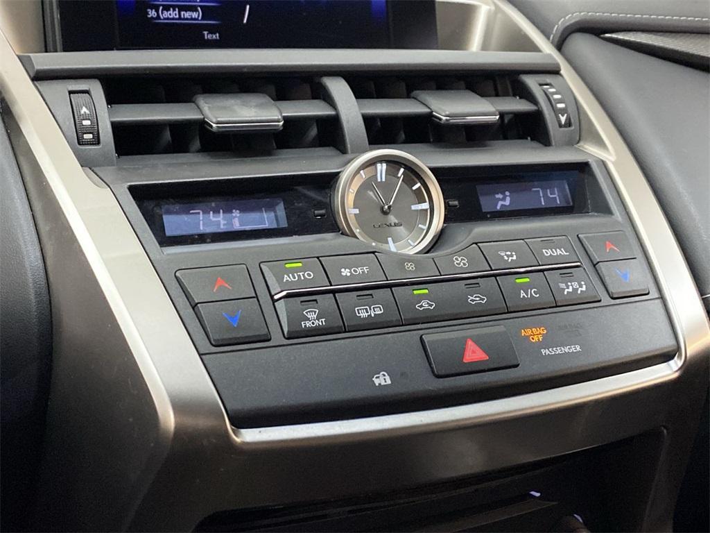 Used 2017 Lexus NX 200t F Sport for sale Sold at Gravity Autos Marietta in Marietta GA 30060 29