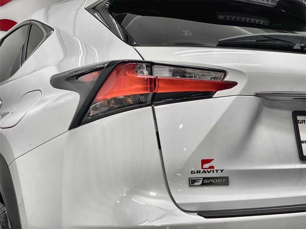 Used 2017 Lexus NX 200t F Sport for sale Sold at Gravity Autos Marietta in Marietta GA 30060 9