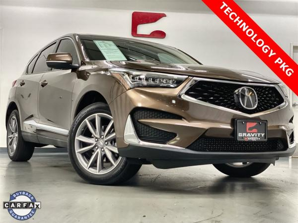 Used 2019 Acura RDX Technology Package for sale $34,569 at Gravity Autos Marietta in Marietta GA