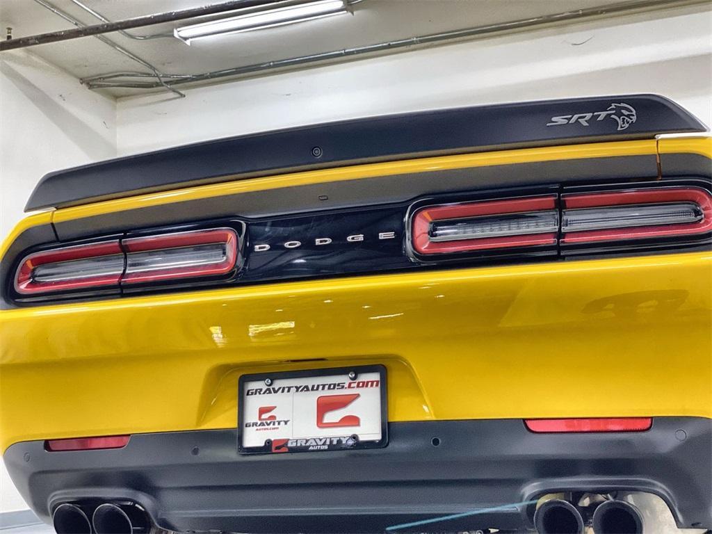 Used 2017 Dodge Challenger SRT Hellcat for sale $66,699 at Gravity Autos Marietta in Marietta GA 30060 14