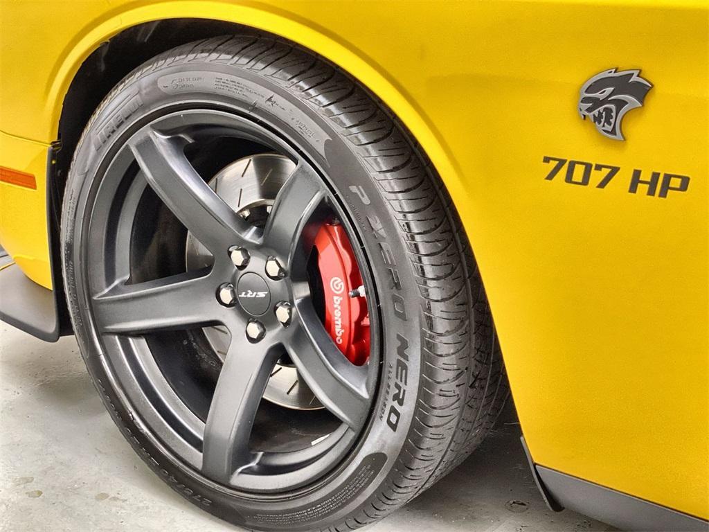 Used 2017 Dodge Challenger SRT Hellcat for sale $66,699 at Gravity Autos Marietta in Marietta GA 30060 18