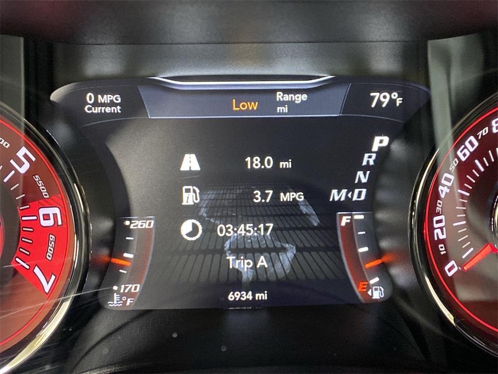 Used 2017 Dodge Challenger SRT Hellcat for sale $66,699 at Gravity Autos Marietta in Marietta GA 30060 30