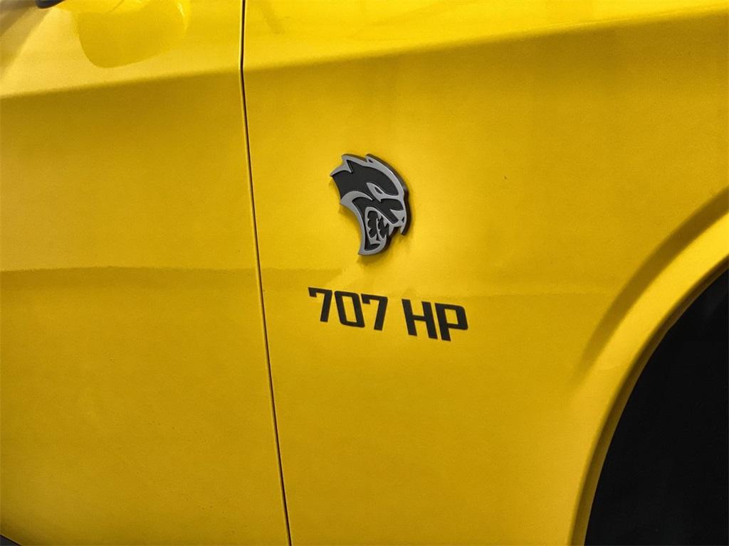 Used 2017 Dodge Challenger SRT Hellcat for sale $66,699 at Gravity Autos Marietta in Marietta GA 30060 53