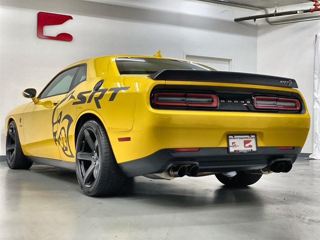 Used 2017 Dodge Challenger SRT Hellcat for sale $66,699 at Gravity Autos Marietta in Marietta GA 30060 6