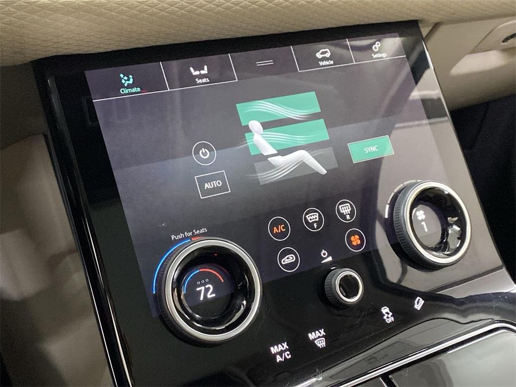 Used 2019 Land Rover Range Rover Velar P250 S for sale $52,998 at Gravity Autos Marietta in Marietta GA 30060 33