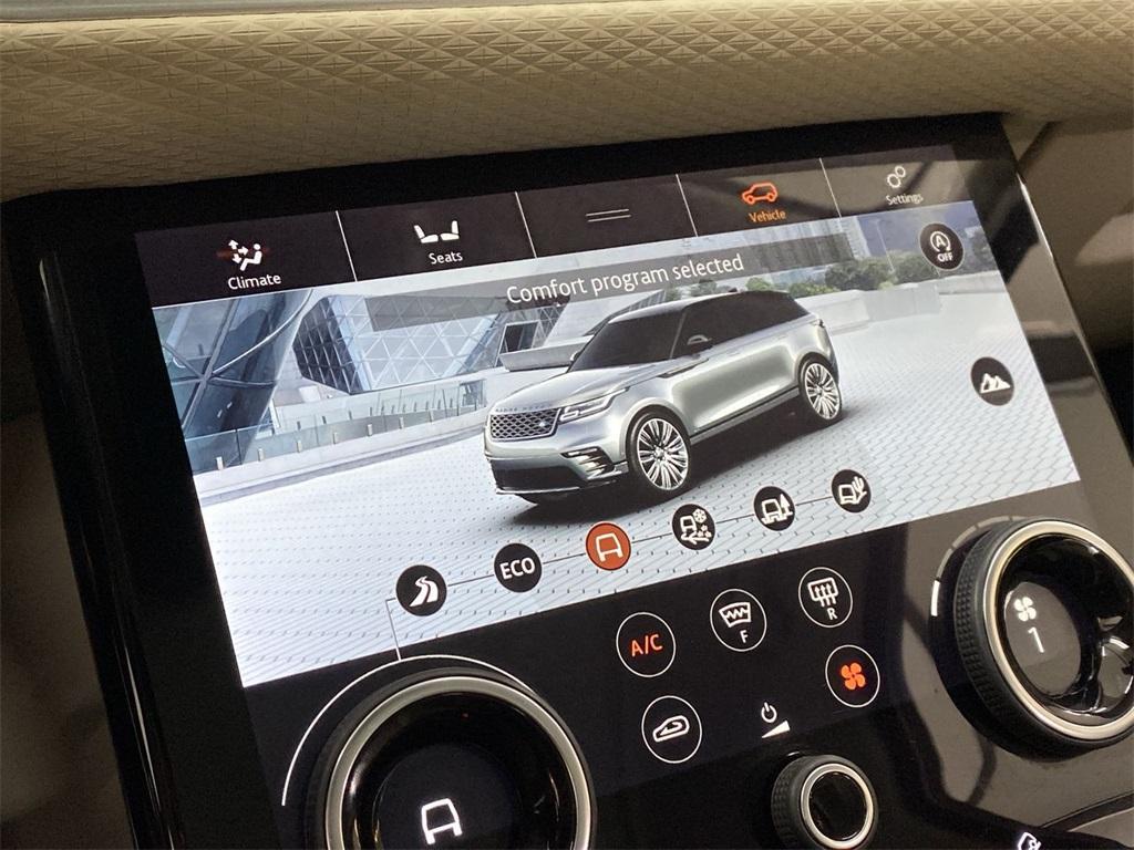 Used 2019 Land Rover Range Rover Velar P250 S for sale $52,998 at Gravity Autos Marietta in Marietta GA 30060 37