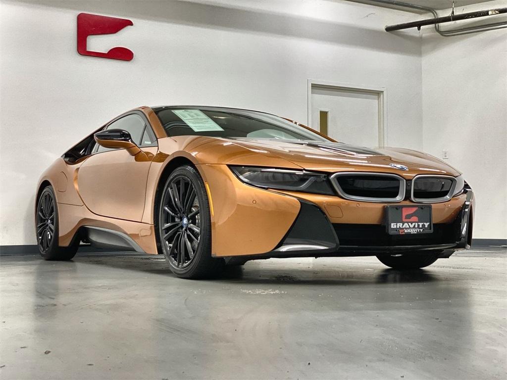 Used 2019 BMW i8 Base for sale $119,998 at Gravity Autos Marietta in Marietta GA 30060 2
