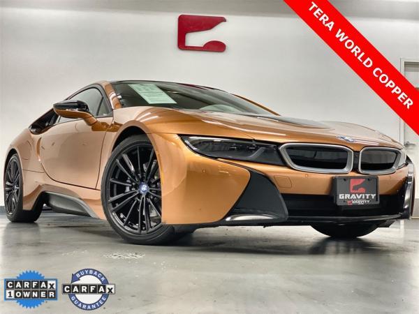 Used 2019 BMW i8 Base for sale $119,998 at Gravity Autos Marietta in Marietta GA