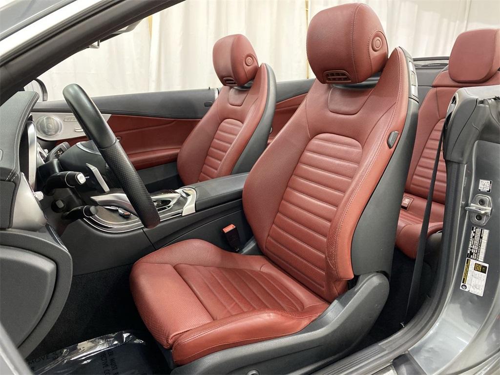 Used 2018 Mercedes-Benz C-Class C 300 for sale $45,888 at Gravity Autos Marietta in Marietta GA 30060 15