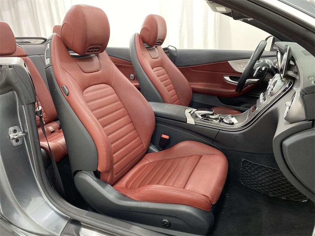 Used 2018 Mercedes-Benz C-Class C 300 for sale $45,888 at Gravity Autos Marietta in Marietta GA 30060 17