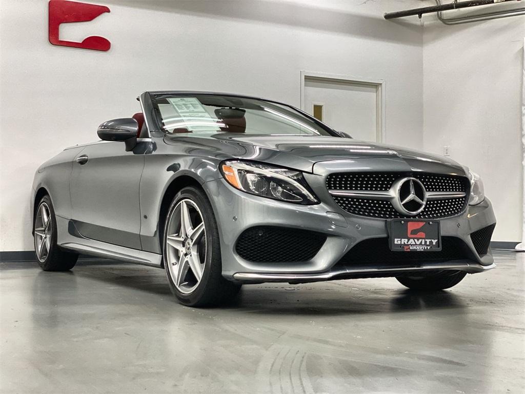Used 2018 Mercedes-Benz C-Class C 300 for sale $45,888 at Gravity Autos Marietta in Marietta GA 30060 2