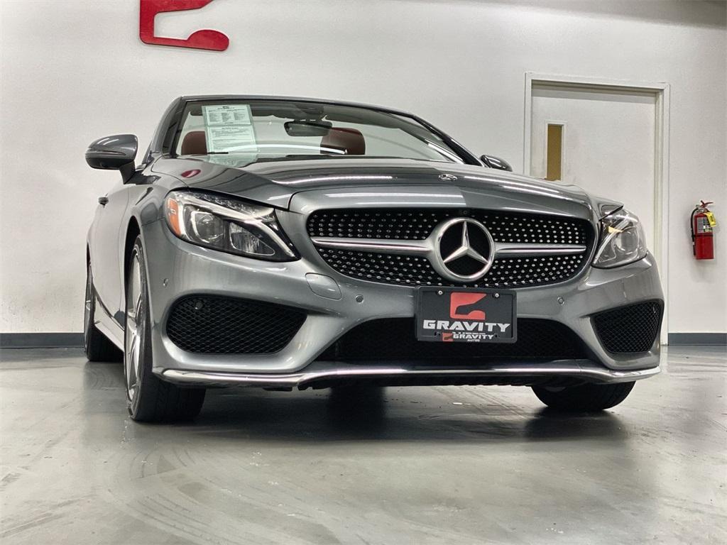 Used 2018 Mercedes-Benz C-Class C 300 for sale $45,888 at Gravity Autos Marietta in Marietta GA 30060 3