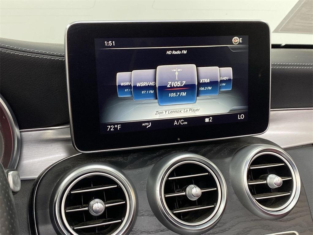Used 2018 Mercedes-Benz C-Class C 300 for sale $45,888 at Gravity Autos Marietta in Marietta GA 30060 33
