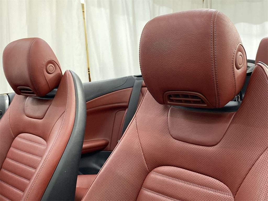 Used 2018 Mercedes-Benz C-Class C 300 for sale $45,888 at Gravity Autos Marietta in Marietta GA 30060 39