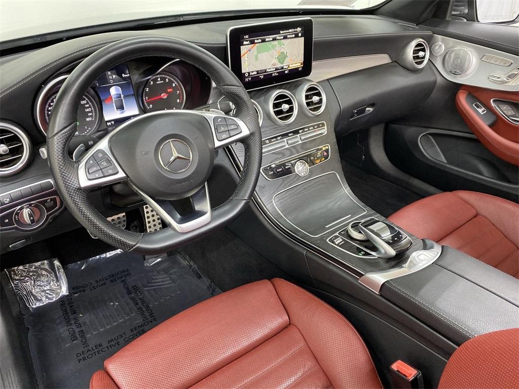 Used 2018 Mercedes-Benz C-Class C 300 for sale $45,888 at Gravity Autos Marietta in Marietta GA 30060 40