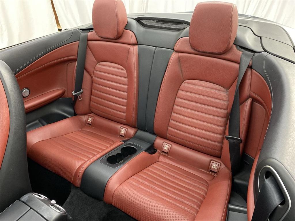Used 2018 Mercedes-Benz C-Class C 300 for sale $45,888 at Gravity Autos Marietta in Marietta GA 30060 41