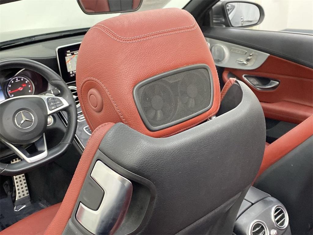 Used 2018 Mercedes-Benz C-Class C 300 for sale $45,888 at Gravity Autos Marietta in Marietta GA 30060 42