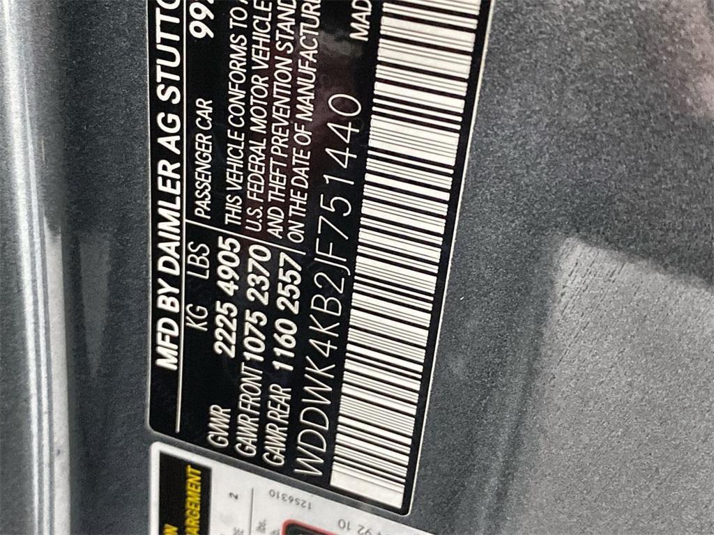 Used 2018 Mercedes-Benz C-Class C 300 for sale $45,888 at Gravity Autos Marietta in Marietta GA 30060 48