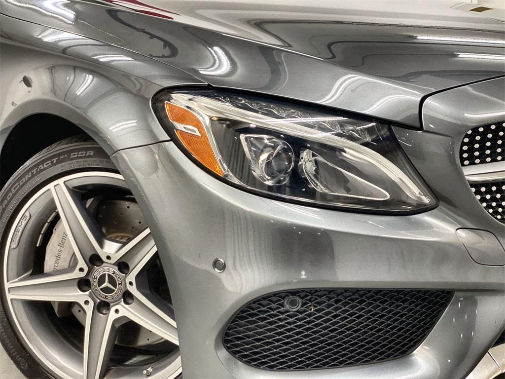 Used 2018 Mercedes-Benz C-Class C 300 for sale $45,888 at Gravity Autos Marietta in Marietta GA 30060 8