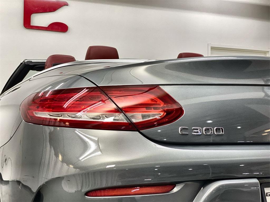Used 2018 Mercedes-Benz C-Class C 300 for sale $45,888 at Gravity Autos Marietta in Marietta GA 30060 9