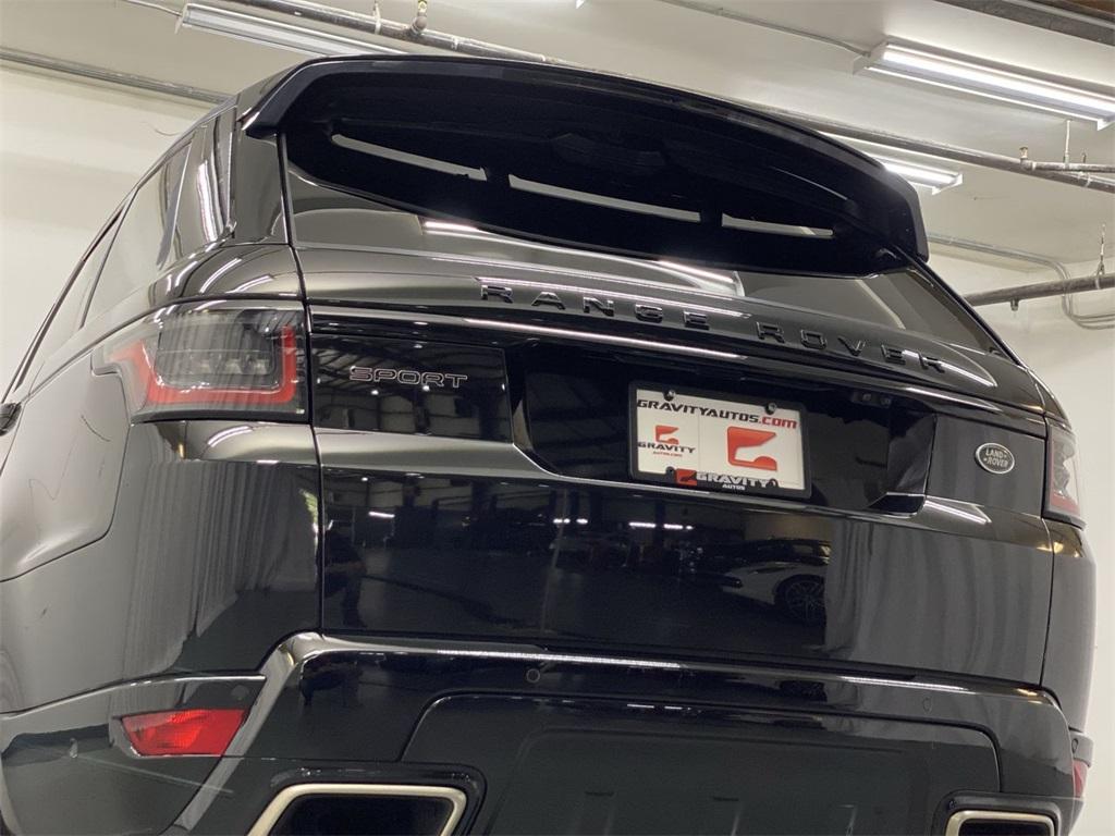 Used 2018 Land Rover Range Rover Sport HSE Dynamic for sale $76,444 at Gravity Autos Marietta in Marietta GA 30060 14