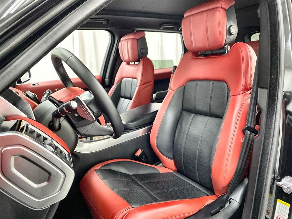 Used 2018 Land Rover Range Rover Sport HSE Dynamic for sale $76,444 at Gravity Autos Marietta in Marietta GA 30060 19