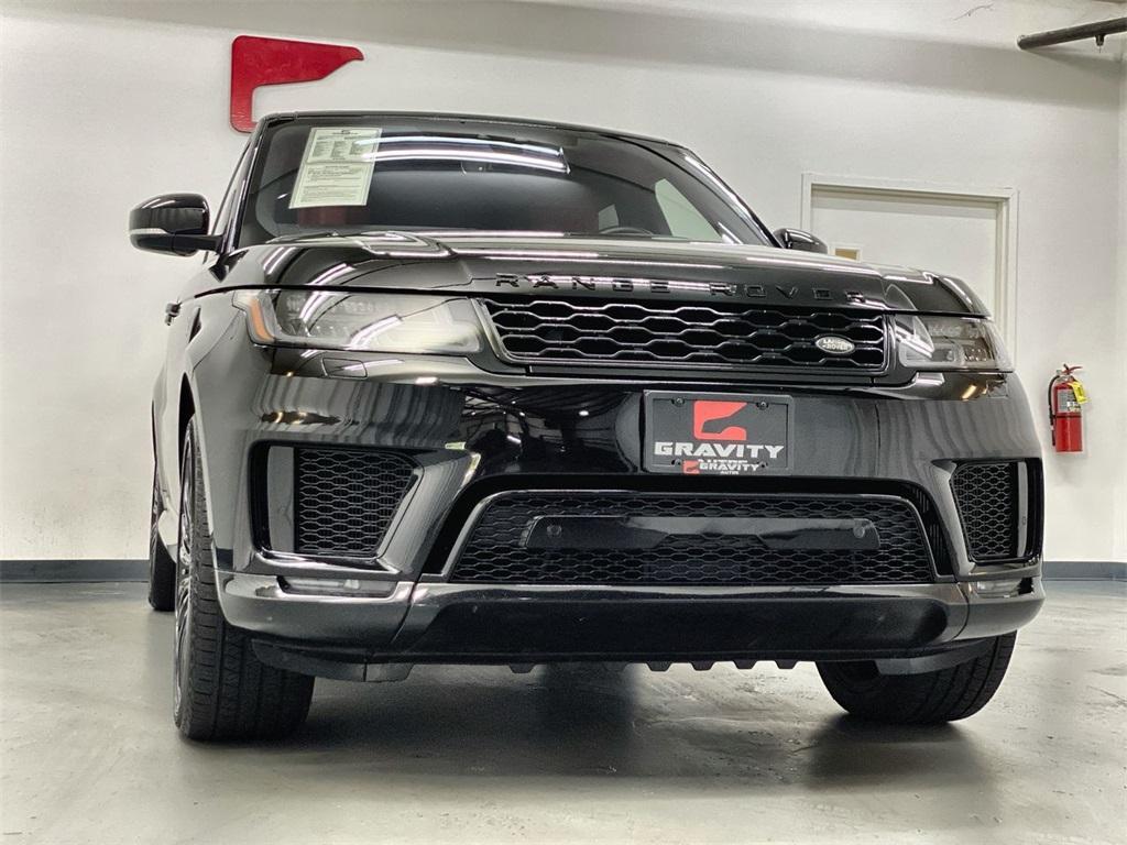 Used 2018 Land Rover Range Rover Sport HSE Dynamic for sale $76,444 at Gravity Autos Marietta in Marietta GA 30060 3
