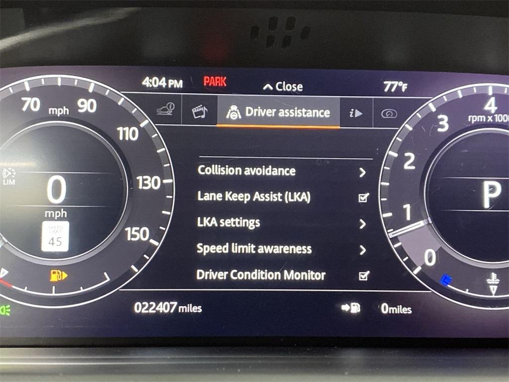 Used 2018 Land Rover Range Rover Sport HSE Dynamic for sale $76,444 at Gravity Autos Marietta in Marietta GA 30060 32